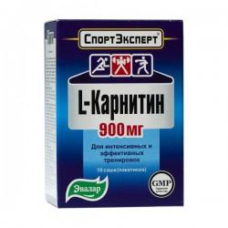 Спортэксперт L-Карнитин, 3.5 г №10 саше